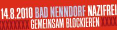 Bad Nenndorf blockieren !